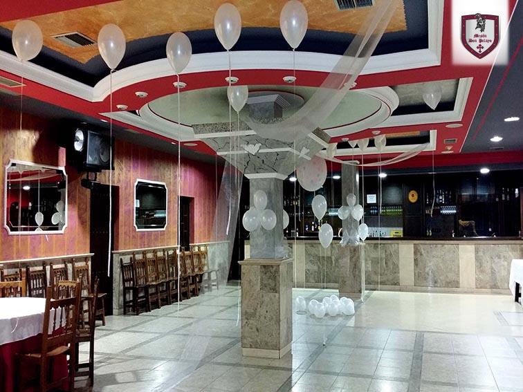 Sala de fiestas Restaurante Mesón Don Pelayo