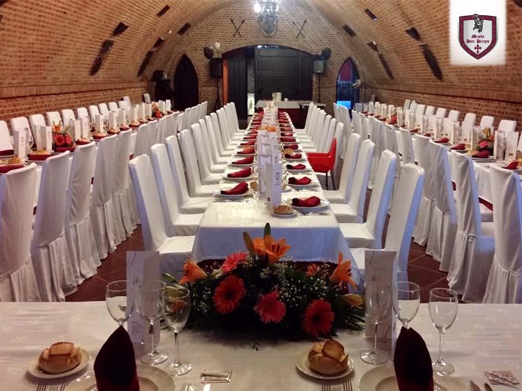 Salón: Don Pelayo | Restaurante Mesón Don Pelayo