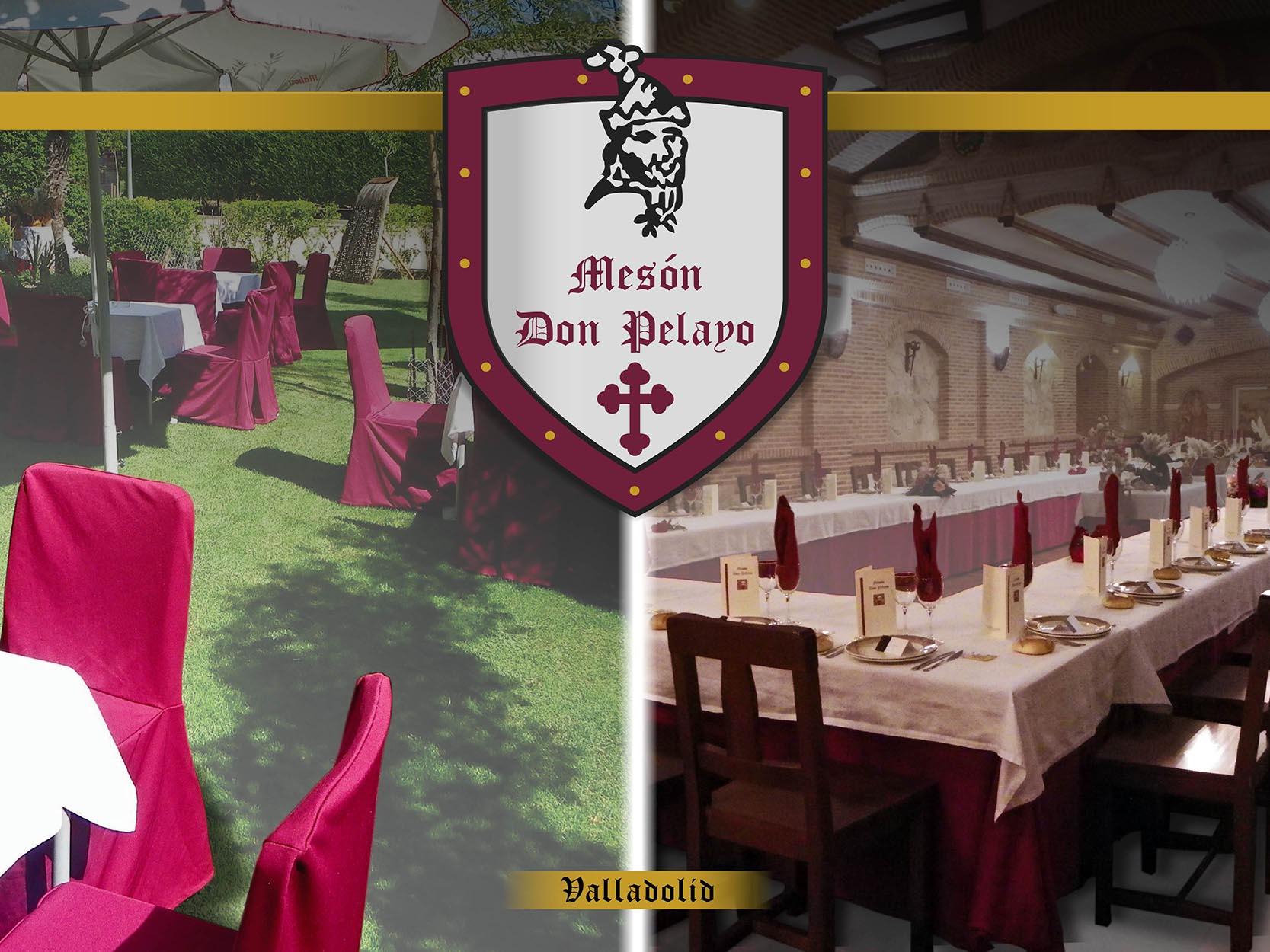 Catálogo bodas y celebraciones Mesón Don Pelayo 2019 intro