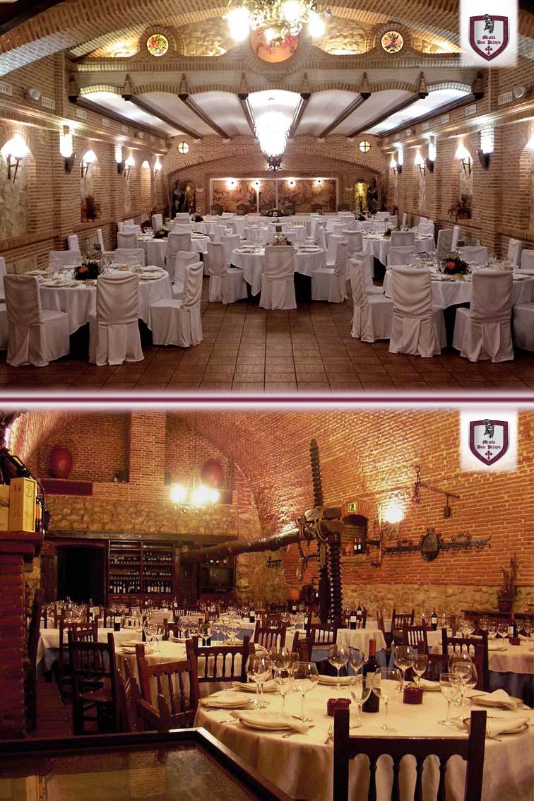 Fase 2 Comedores abiertos al público en Restaurante Mesón Don Pelayo